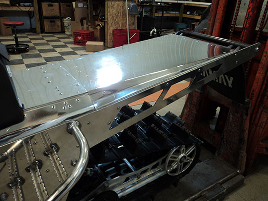 Npp neil 39 s power pipes handcrafted custom pipes and for Yamaha nytro tunnel